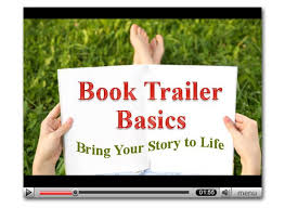 book trailers to market your book