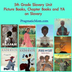 5th Grade Slavery Unit