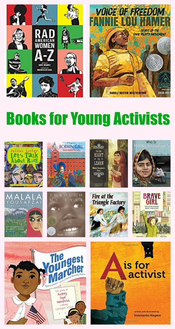Books for Young Activists