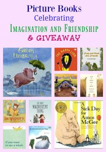 Picture Books Celebrating Imagination and Friendship