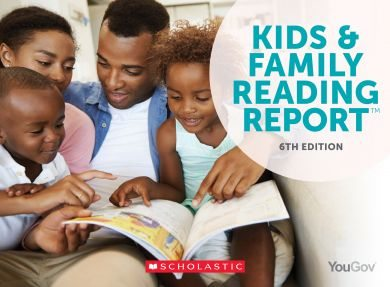 Scholastic Kids and Family Reading Report