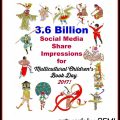 3.6 Billion Social Media Share Impressions Multicultural Children's Book Day