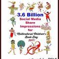 3.6 Billion Social Media Share Impressions Multicultural Children's Book Day
