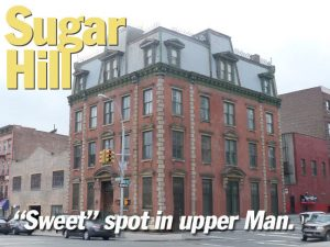 Sugar Hill Harlem NYC