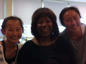 Meeting Ruby Bridges