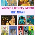 My Favorite #WomensHistoryMonth Books for Kids