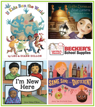 #DiverseKidLit Twitter Chat book giveaway