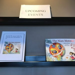 The Nian Monster Author Event