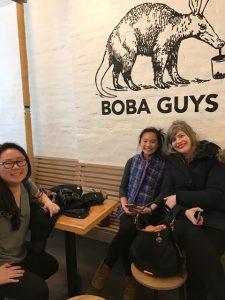 life changing Bobba, NYC Bobba Guys
