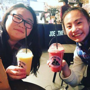 Joe and the Juice fresh pressed juice in NYC