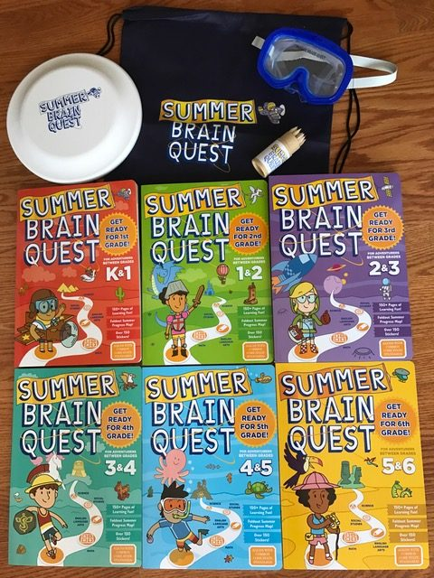 Summer Brain Quest Giveaway