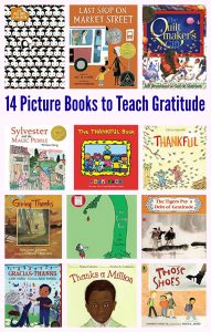 14 Picture Books to Teach Gratitude