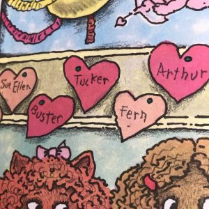Things to find in Arthur series by Marc Brown