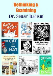 Rethinking & Examining Dr. Seuss' Racism
