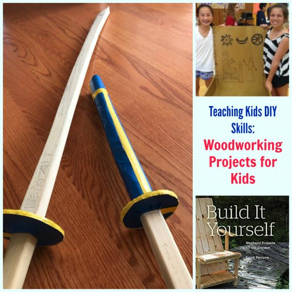 Teaching Kids DIY Skills: Woodworking Projects for Kids