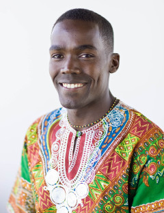 Willson Kimeli Naiyomah of Kenya