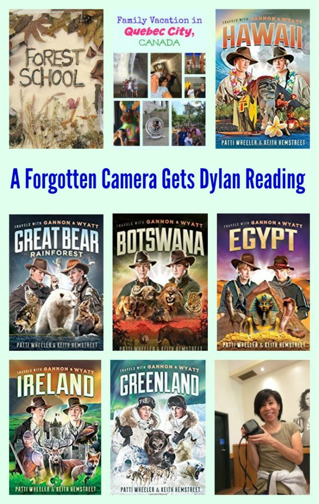 A Forgotten Camera Gets Dylan Reading