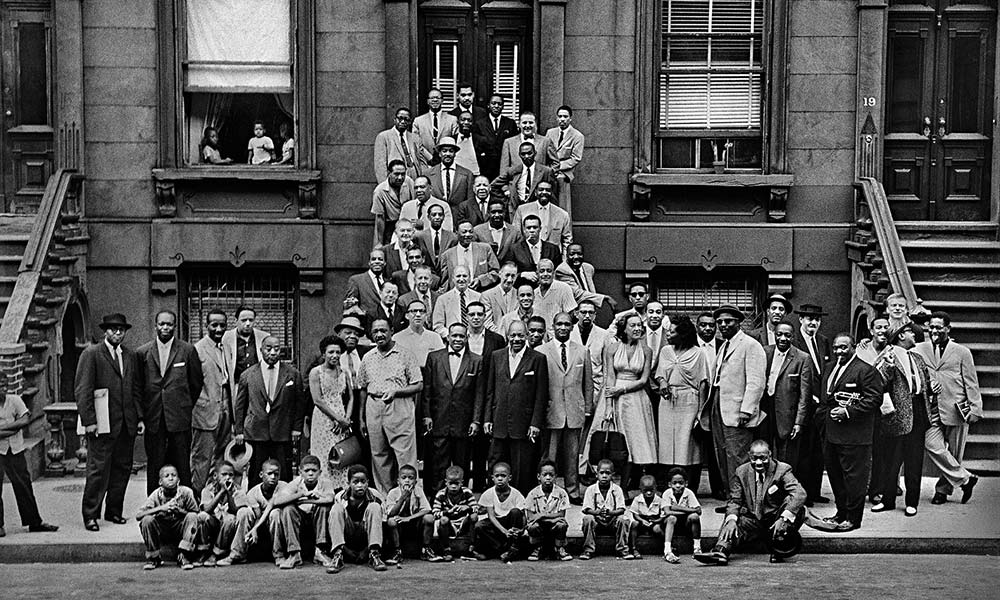 A Great Day In Harlem: The Most Amazing Photograph In Jazz history