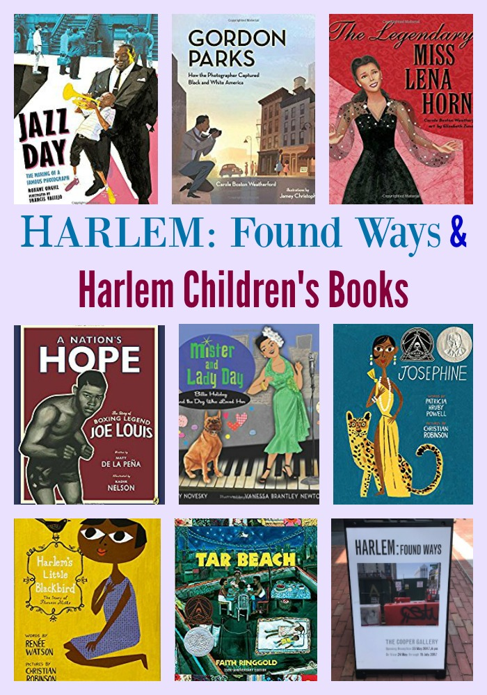 HARLEM: Found Ways & Harlem Children's Books