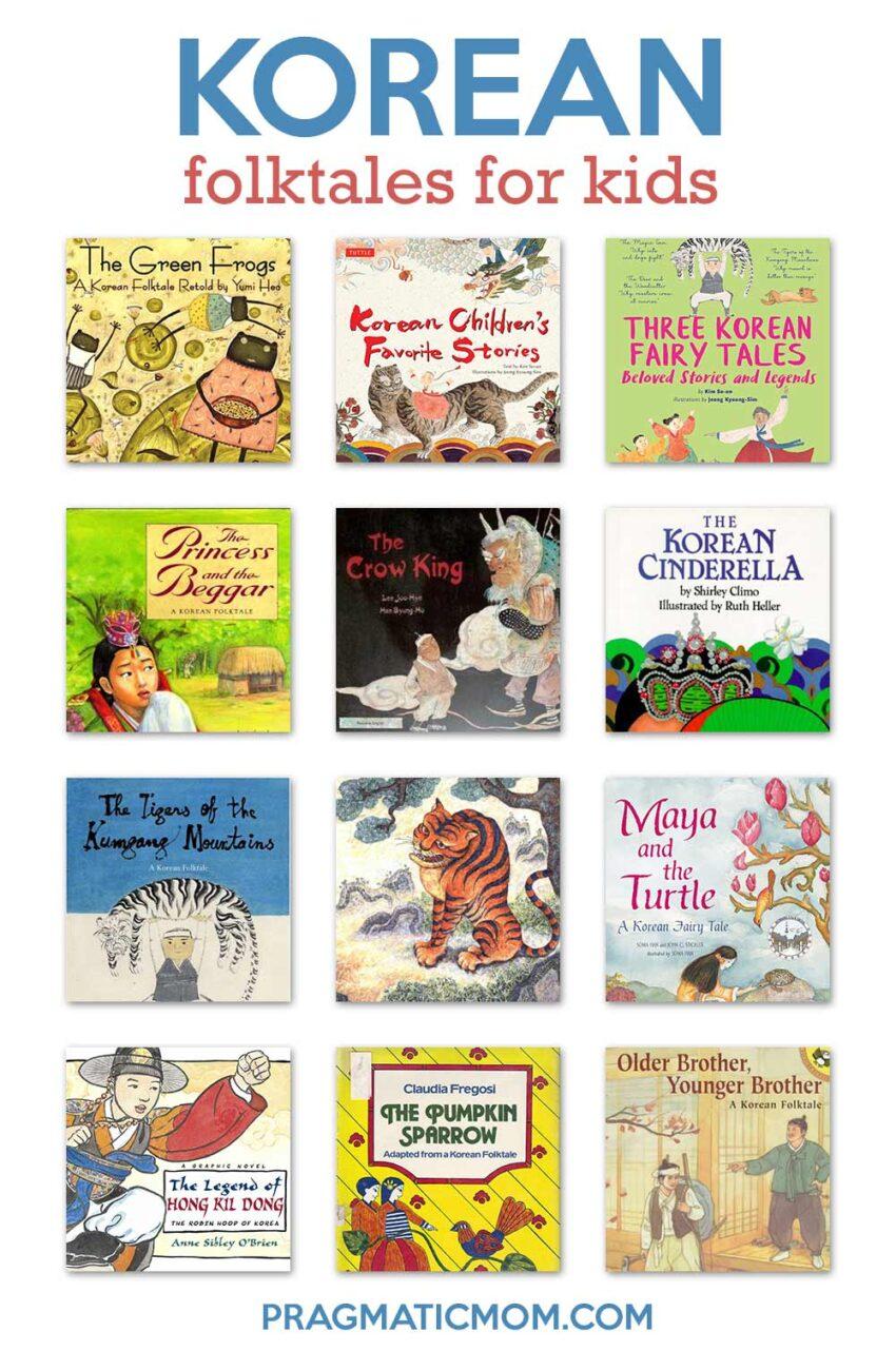 Korean Folktales for Kids