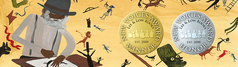 Lee and Low New Voices Award