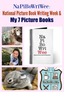 NaPiBoWriWee: My 7 Picture Books