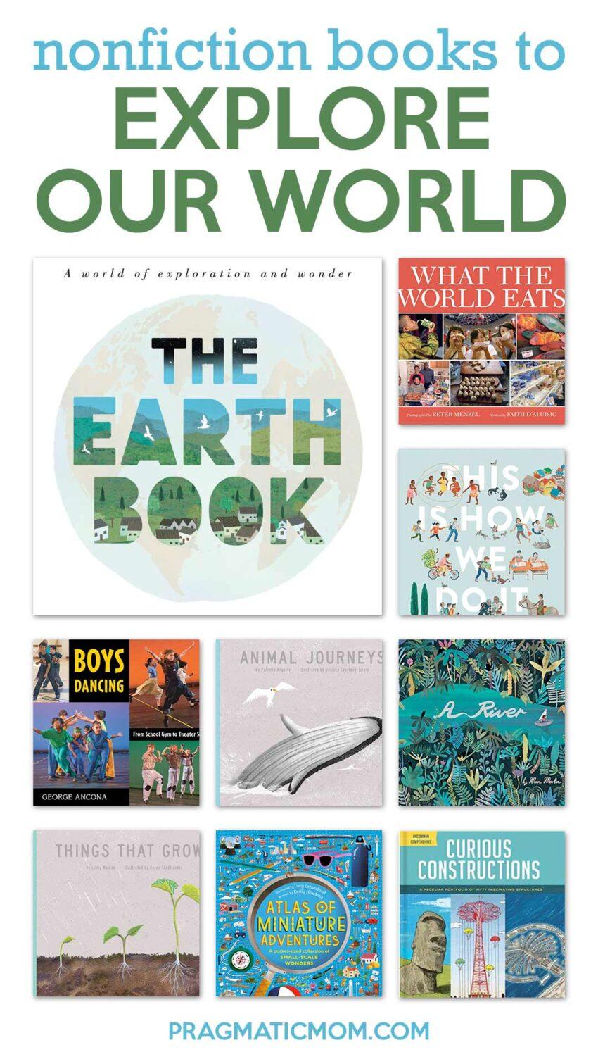 Nonfiction Books to Explore Our World