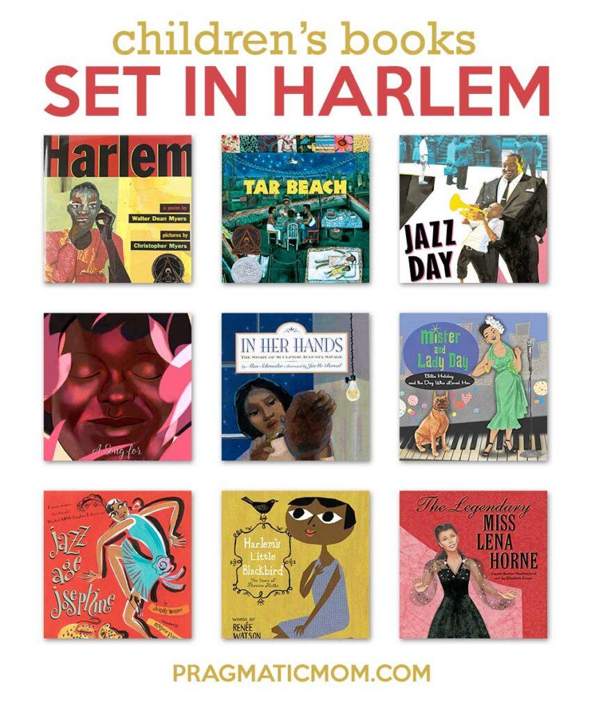 Harlem Children's Books