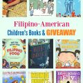 Filipino-American Children's Books & GIVEAWAY