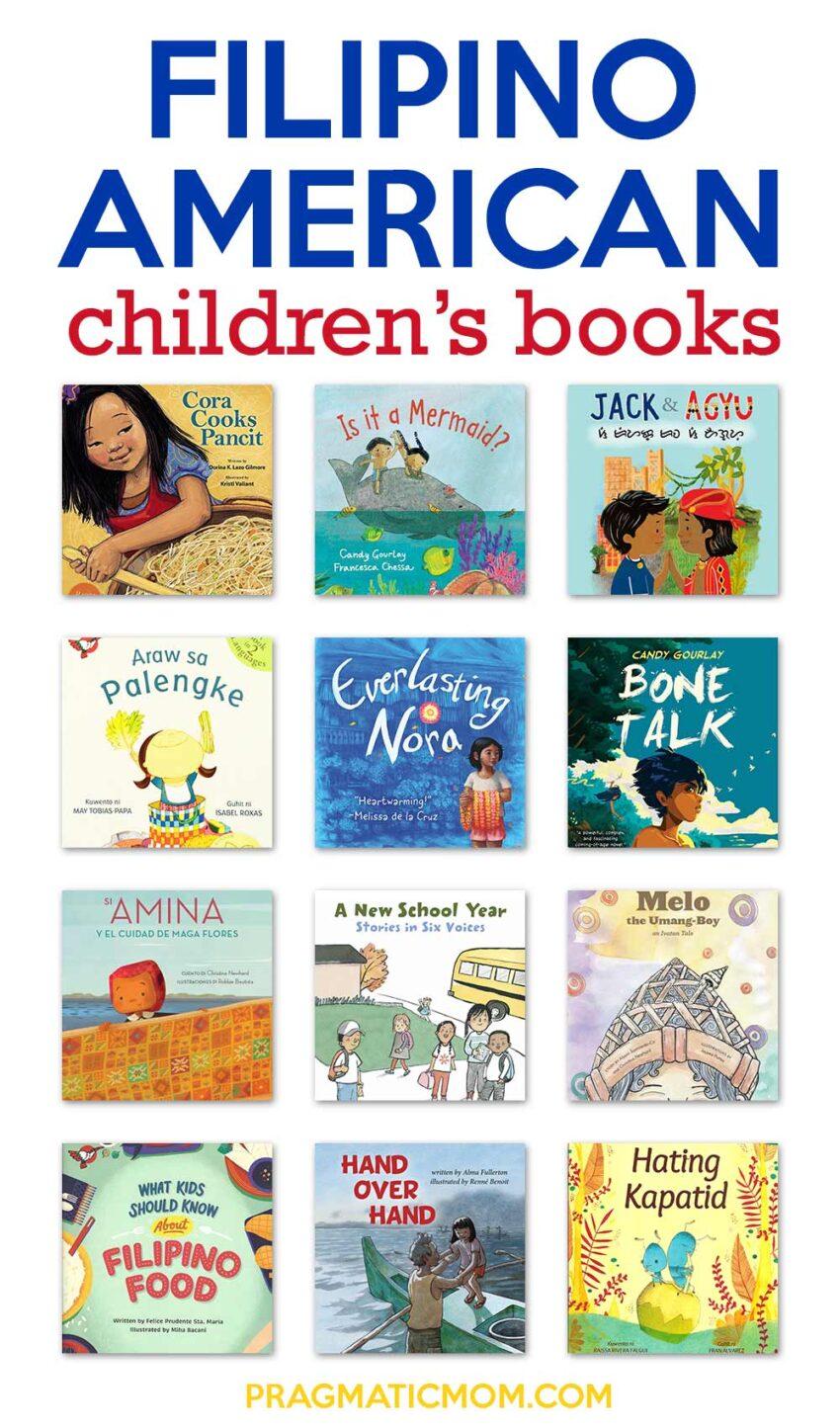 Filipino American Children's Books