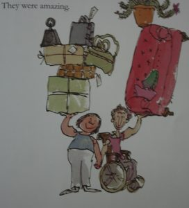 wheelchair books for kids