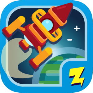 Zap Zap Kindergarten Math app