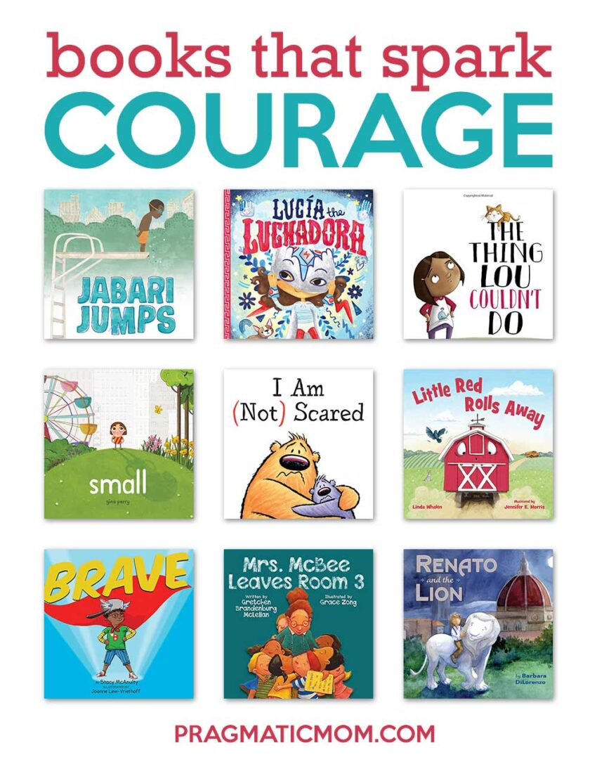 Picture Books That Spark Courage