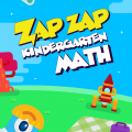 Zap Zap Kindergarten Math app for learning numeracy and number recognition