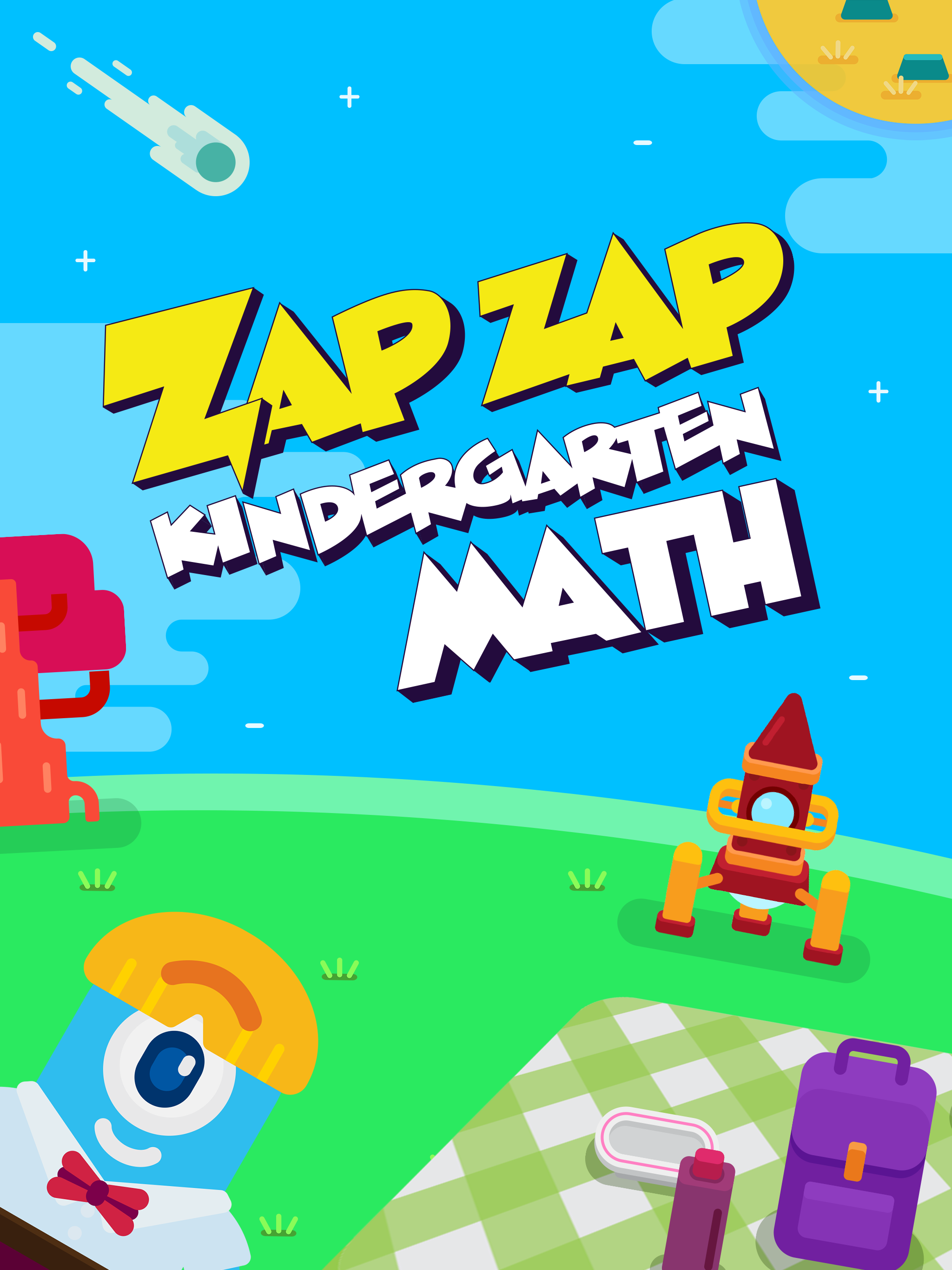 Kindergarten Math Summer Learning Fun – PragmaticMom
