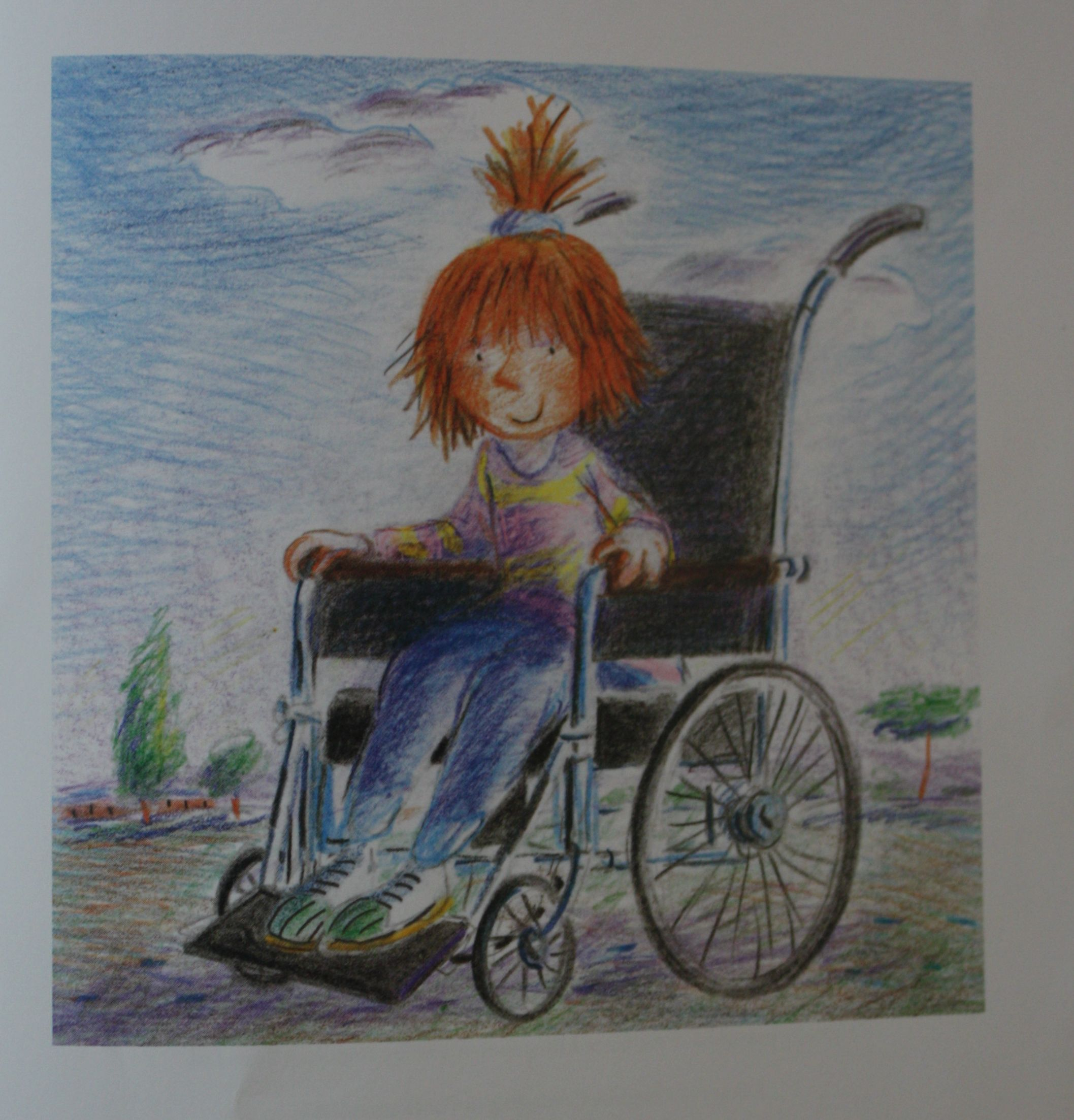 Where Are the Wheelchairs in Children's Books? 3 Book GIVEAWAY