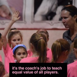 How to Coach Girls