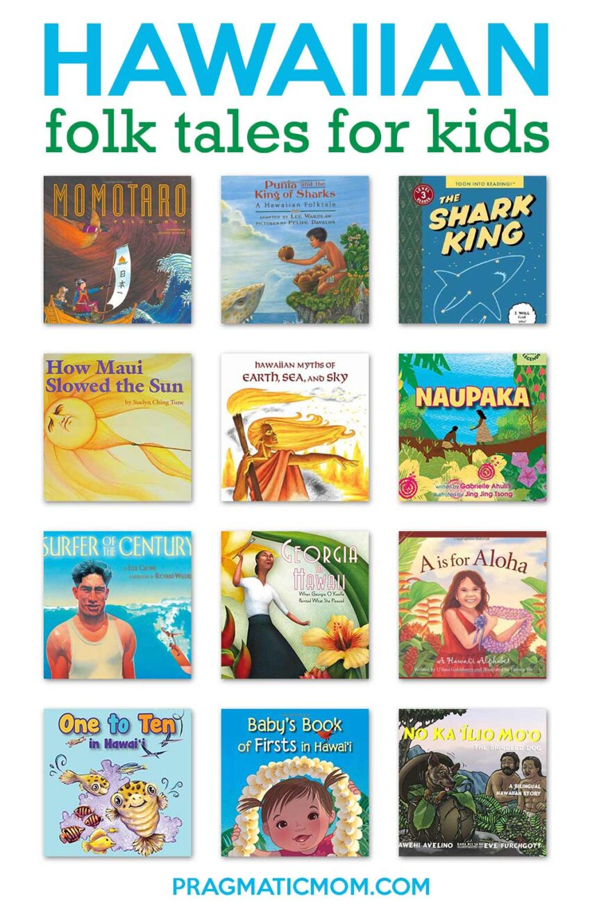 Hawaiian Folk Tales for Kids