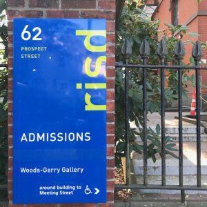 RISD Admissions, Rhode Island School of Design