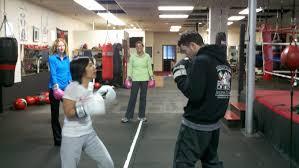 Nonantum Boxing Club boxing