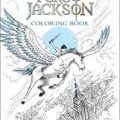 Percy Jackson coloring Book