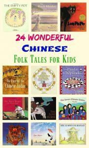 24 Wonderful Chinese Folk Tales for Kids