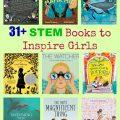 31+ STEM Books to Inspire Girls