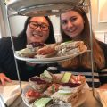 afternoon tea at The Duck and Bunny in Providence