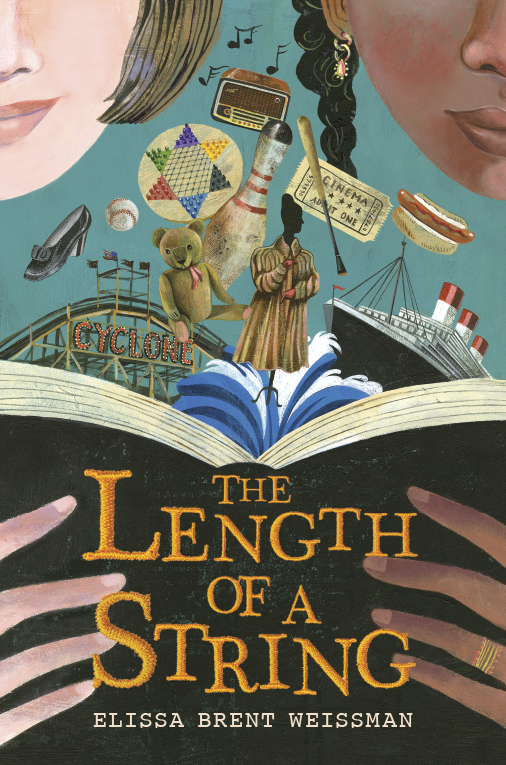 Cover Reveal for The Length of a String by Elissa Brent Weissman