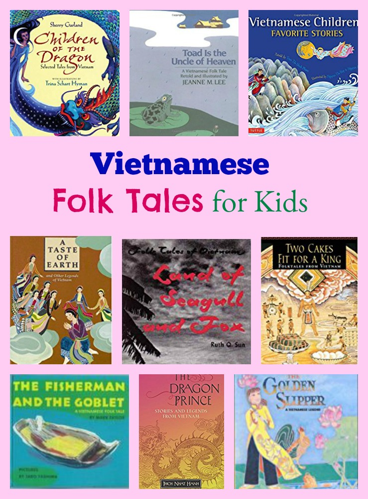 Vietnamese Folk Tales for Kids