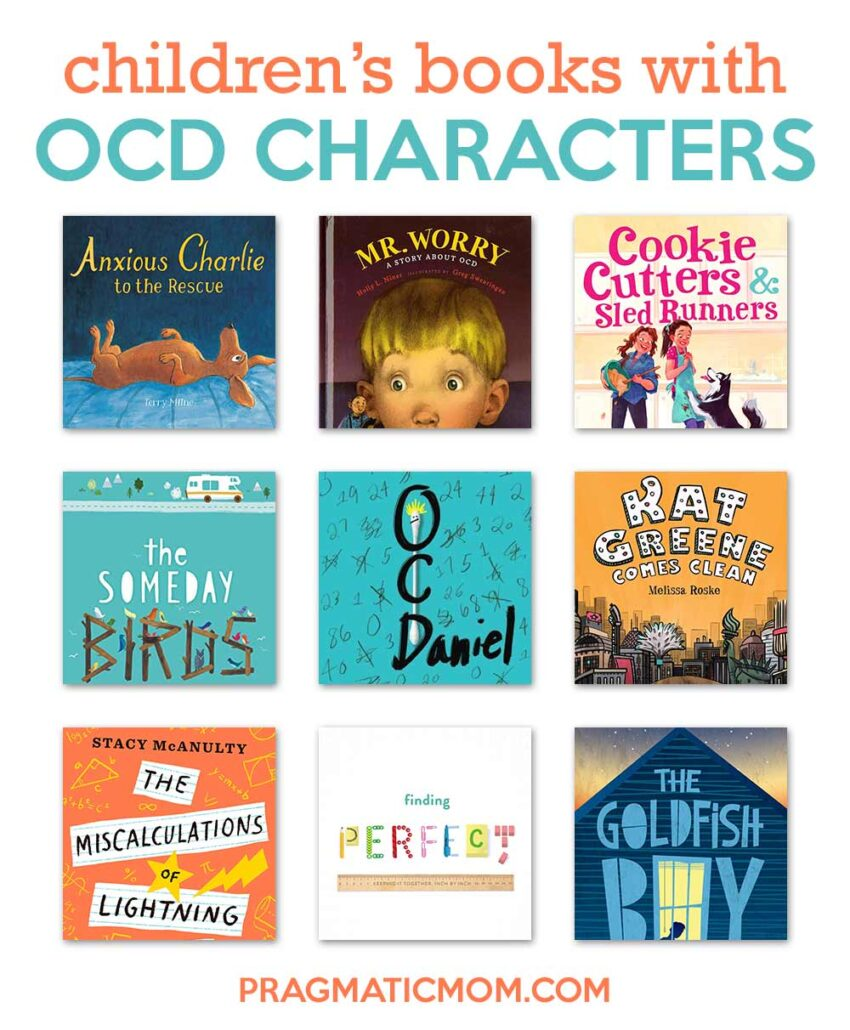 children's books about ocd