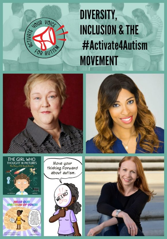 Diversity, Inclusion & #Activate4Autism Movement