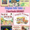 Filipino Folk Tales & 2 Book Bundle GIVEAWAY!