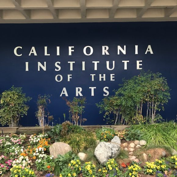 Visiting California Institute of the Arts (Cal Arts Valencia)